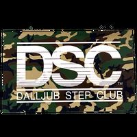Logo Sticker Camouflage