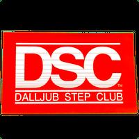 Logo Sticker Red