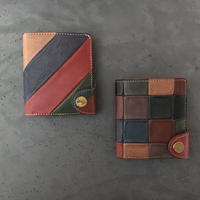 PATCHWORK MINI WALLET