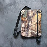 【数量限定】  BACK BRIEF PACK  REAL TREE CAMOUFLAGE