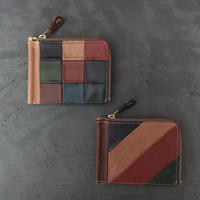 PATCHWORK MONEY CLIP