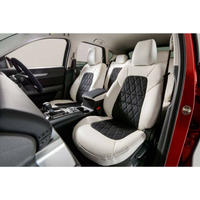 "Premium Fit Seat Cover for MAZDA CX-5 (KF) ""White"""