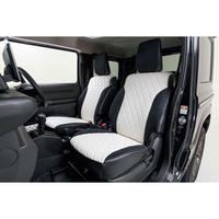 "little G. Premium Fit Seat Cover ""WHITE"" for SUZUKI JIMNY / JIMNY SIERRA"