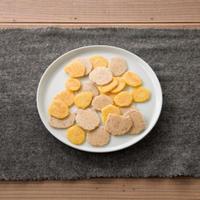 ≪逸品≫長野バターナッツかぼちゃ&サツマイモせんべい