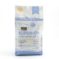 FISH4 -スーペリア ウェイトコントロール- 1.5kg