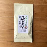 夢茶房の粉茶        【お寿司屋さんのあがり】100g