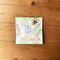 夢茶房のちょこっとティーパック【深蒸し茶】3g×3