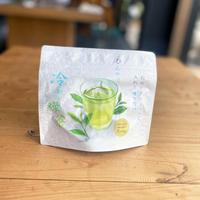 夢茶房のワンコインティーパック【水出し煎茶】3g×10