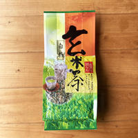 夢茶房の玄米茶【白折玄米茶】 200g詰