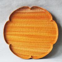 輪花盆Φ300 *彫りありsvf-40