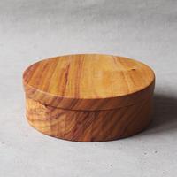 たま木工 お弁当箱/丸 クスノキ