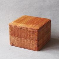たま木工 お弁当箱/くりもの2段 センダン