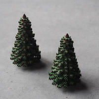 ギザギザの針葉樹 75  グリーン ER-10