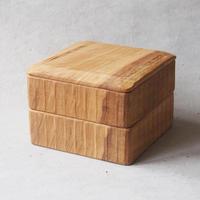 たま木工 お弁当箱/くりもの2段 イタジイ