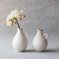 小川綾 ピッチャー型花器/白猫のしっぽ OG-45