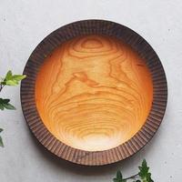 湯浅ロベルト淳 リム皿  CO-60