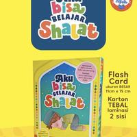 Flash Card Aku Bisa Belajar Sholat