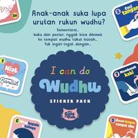 Wudhu Sticker Pack