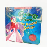 Princess Series Boardbook (Dwilingual)