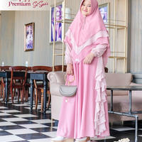 Ruqayyah Premium Syari Set
