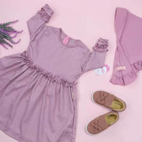 Hafa Dress Dusty Pink
