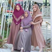Aisyah Premium Syari Set