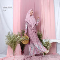 Lupine Dress