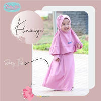 Khanza Dress Set Hijab