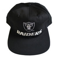 "90's DeadStock ""RAIDERS"" NEWERA Snapback 6-Panel CAP"
