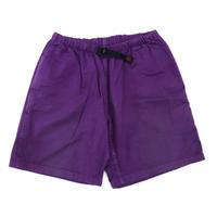 90's OLD GRAMICCI コットン ショート パンツ Purple Mサイズ USA製