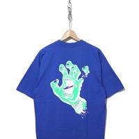 """SANTA CRUZ パロディ""""ヤクザハンド"""" Tシャツ XLサイズ"""
