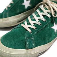 Converse ONE STAR Suede 日本製 US9 GREEN