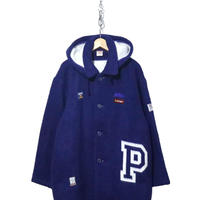 90's~ Prince APPAREL COLLECTION Hooded Jacket BLUE Lサイズ