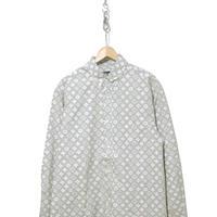 """未使用 タグ付き 90's OLD STUSSY """"ヴィトン"""" BDシャツ USA製 Mサイズ"""