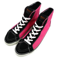 "Deadstock 80's VARIFLEX OF CALIFORNIA ""Black×Pink"" US10 TAIWAN製"