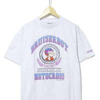 "90's ONEITA ""POPEYE"" プリント Tシャツ 霜降りグレー Lサイズ"