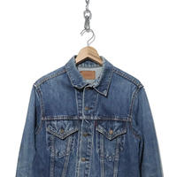 "60's LEVI'S 70505 ""BIG-E"" DENIM JACKET 40相当"