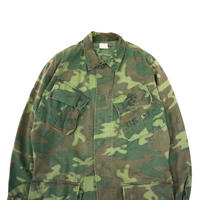 "60's US ARMY ""ERDL迷彩"" Jungle Fatigue Jacket SMALL-REGULAR"