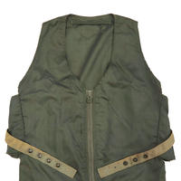 "50's US AIR FORCE ""E-1"" Radio Vest"