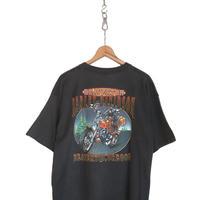 90's HARLEY DAVIDSON 両面 プリント Tシャツ XLサイズ USA製