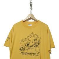 90's SANTA CRUZ プリント Tシャツ ONEITAボディ USA製 XL