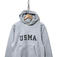 "80's CHAMPION RW SWEAT PARKA ""USMA"" Sサイズ USA製"