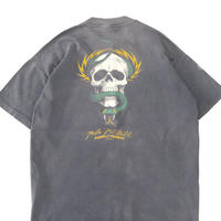 """80's POWELL PERALTA """"Mike McGill"""" 両面 プリント Tシャツ"""