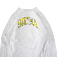 "CHAMPION RW SWEAT ""SIENA"" 染み込み プリント Grey"