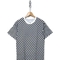 "新品 半タグ付き SUPREME×Hanes Pack-Tshirt ""CHECKER"" Sサイズ"