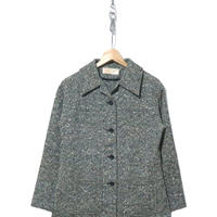 """レディース"" 70's~ PENDLETON Nep-pattern WOOL JACKET USA製"