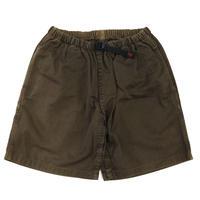 90's OLD GRAMICCI コットン ショート パンツ Dark-Brown Sサイズ USA製