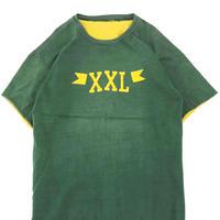 """60's~ """"XXL"""" プリント リバーシブル Tシャツ XXLサイズ USA製"""