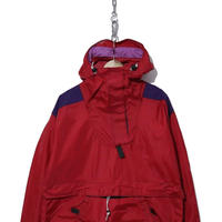 90's BRADLEY mountain wear ナイロン プルオーバージャケット