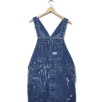 "60's~70's BIG SMITH Denim Overall ""ペンキ"" USA製"